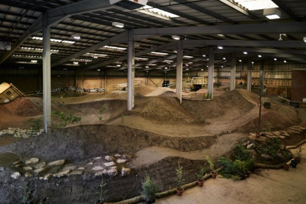 The Dirt Factory indoor bike-park officially opens this weekend
