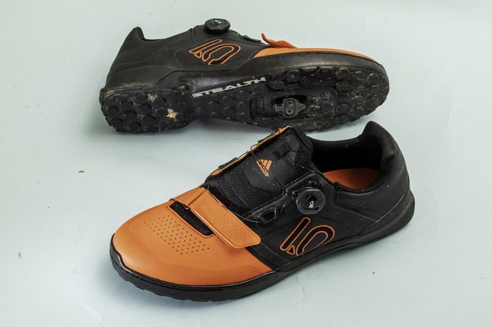 super barato se compara con estilos frescos calidad real Five Ten Kestrel Pro Boa clipless shoe review - MBR