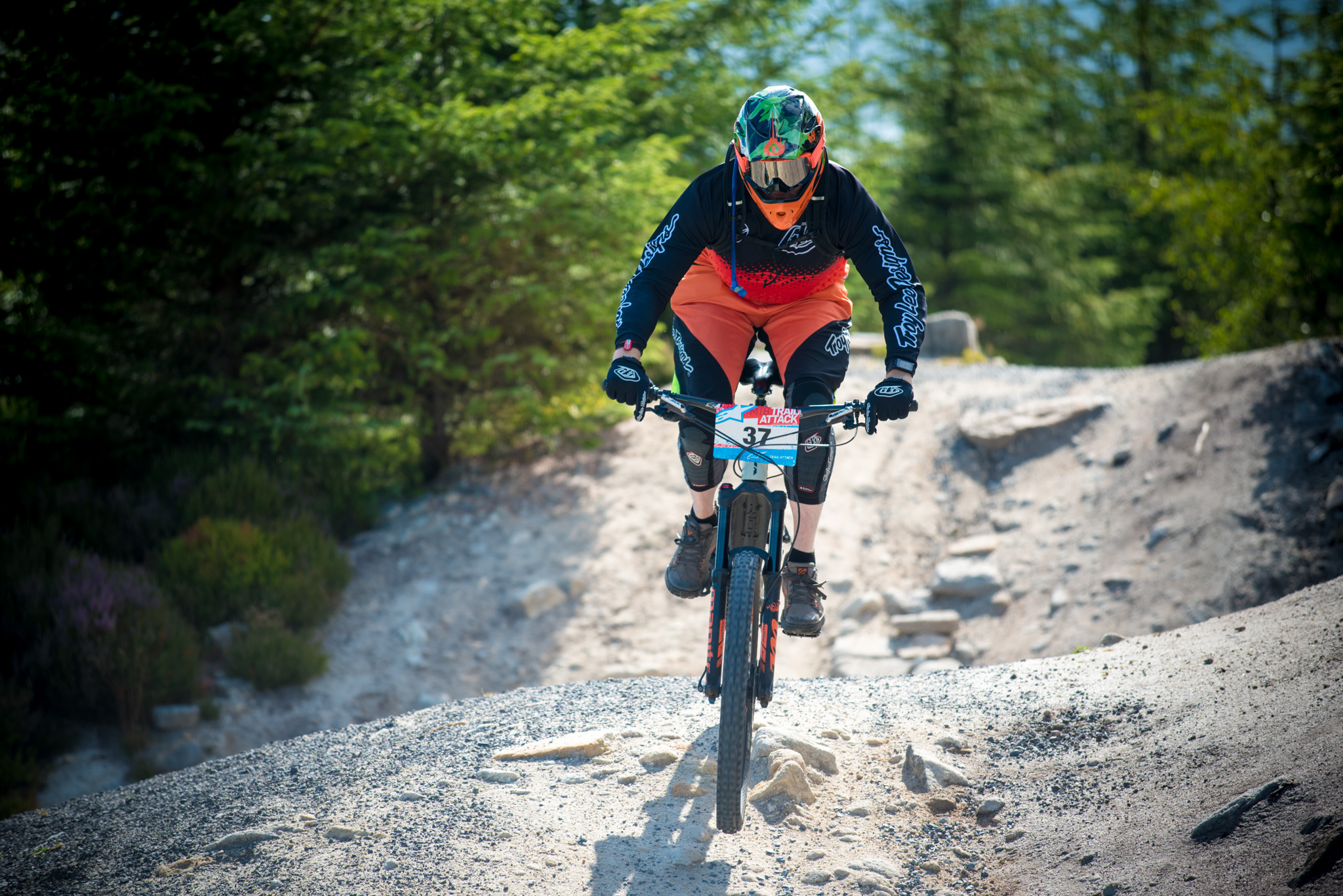 DH racing with a difference: Alpinestars MTB Trail Attack at Antur Stiniog June 30th