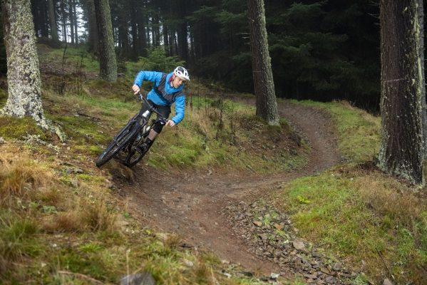 How to make mountain biking look easy