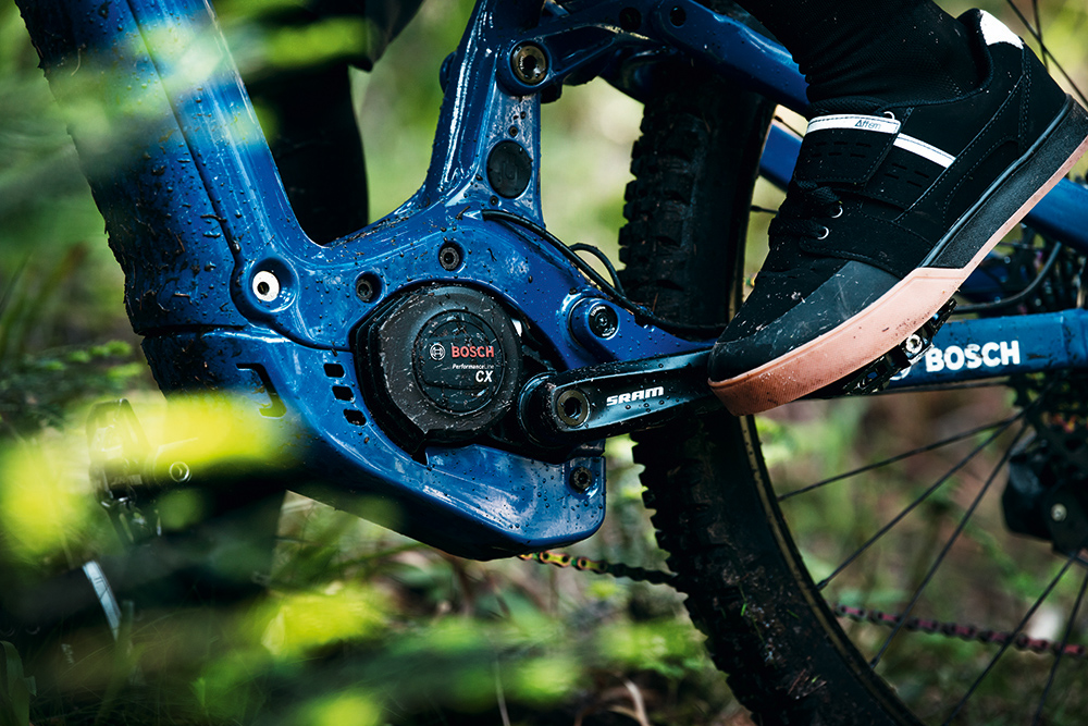 New Bosch ebike system is smaller, more powerful and has anti-tuning software - MBR