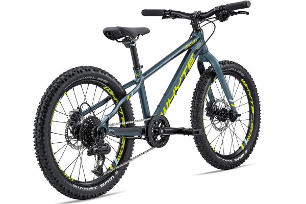 Whyte 203 hardtail aims to bring on the next generation of pinners