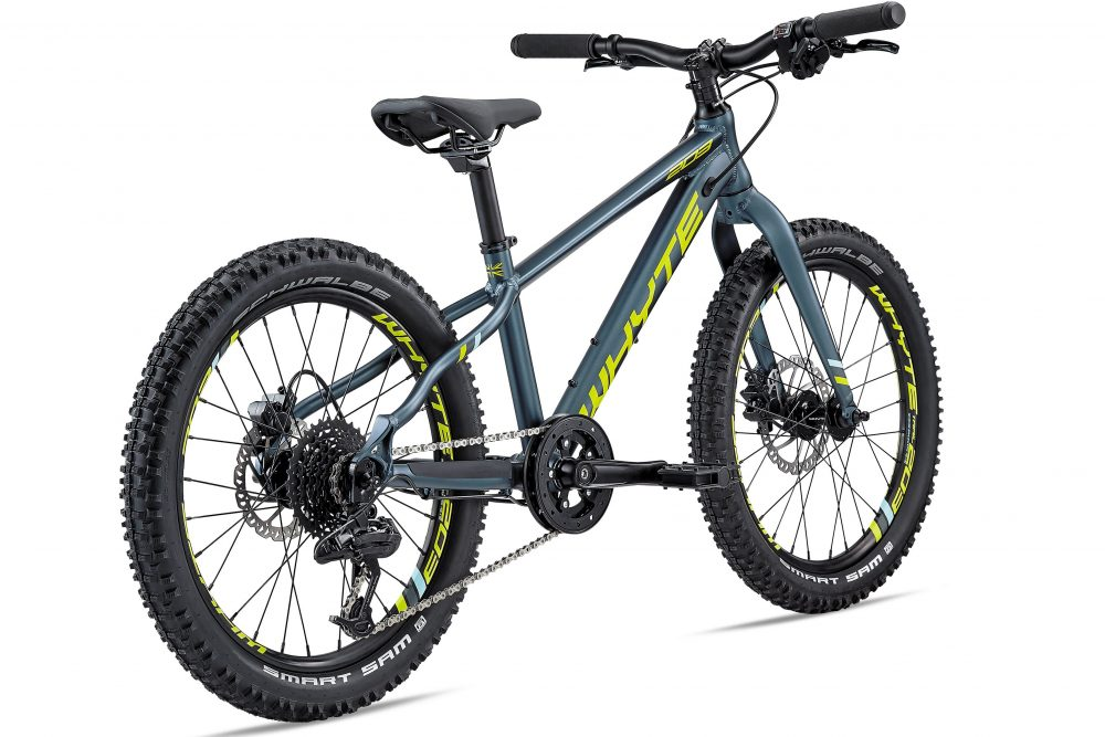 Whyte 203 hardtail aims to bring on the next generation of pinners - MBR