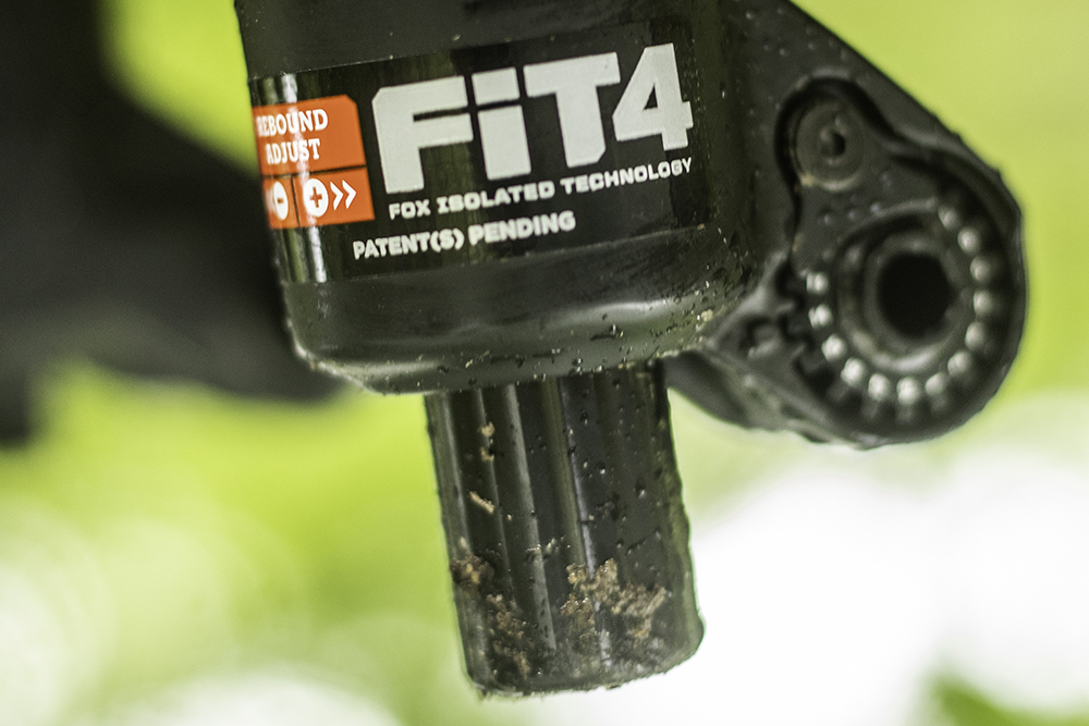 Fox 36 Float Factory FIT4 suspension fork review - MBR