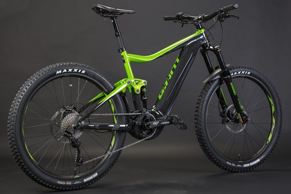 First look at the Giant Trance E+3 - MBR