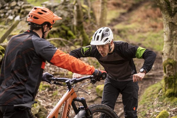 What roadies can learn from mountain bikers