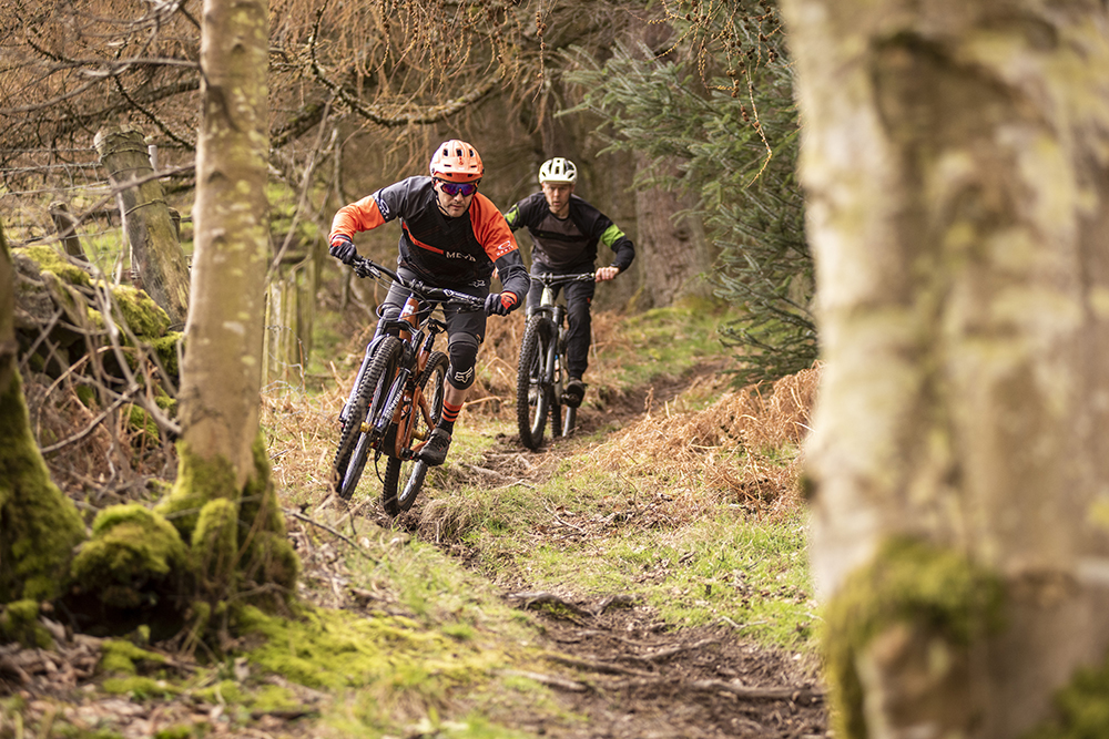 Common mistakes road cyclists make when switching to mountain bikes