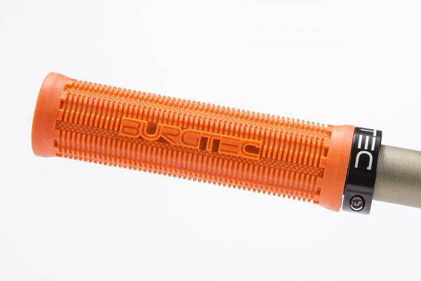 Burgtec Bartender Pro Greg Minnaar Signature Grips-Iron Bro Orange