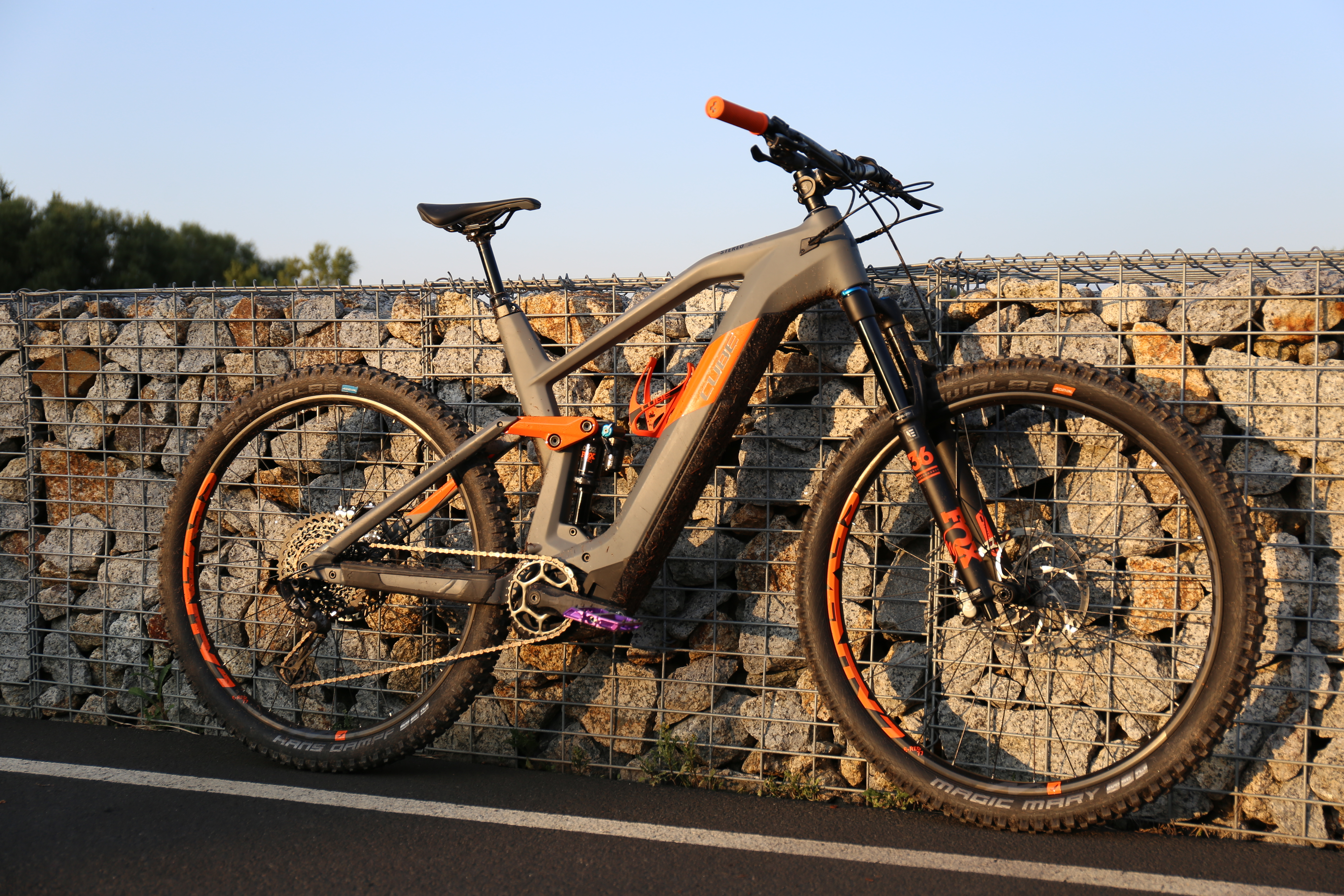 various styles first rate get new Cube Stereo Hybrid 140 e-bike: first ride review - MBR