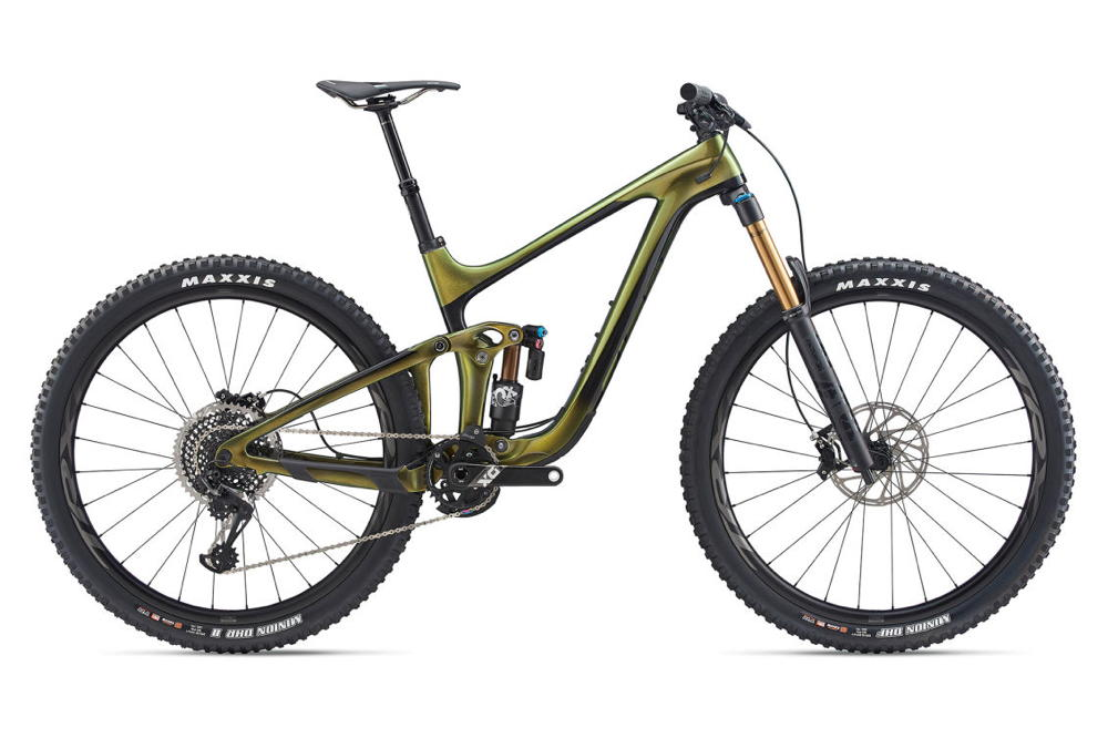 Giant Reign 29 Advanced Pro 0 review - MBR