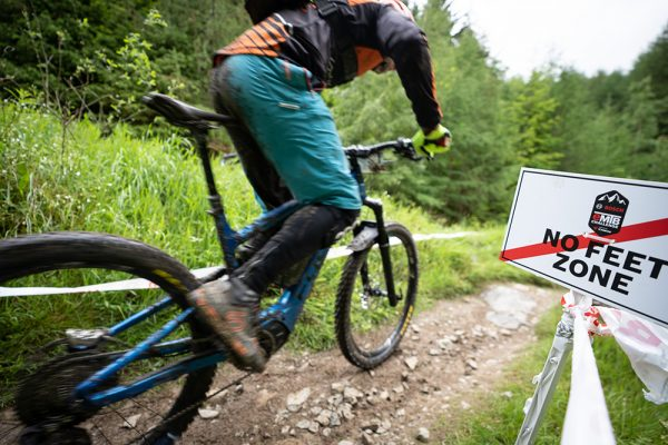 E-bike racing: fun, challenging and competitive, or dull, easy and pointless?