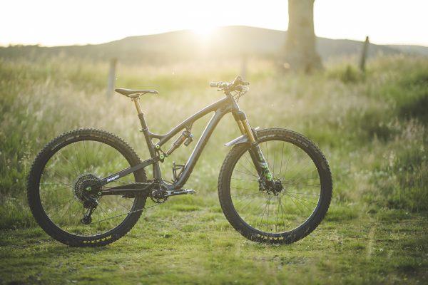 Hope HB130: first ride on Hope's trail bike 29er