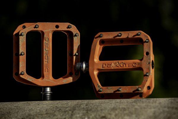 Burgtec MK4 composite pedals review