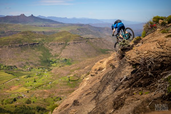 Kingdom Enduro is a 3-day stage race through the Kingdom of Lesotho