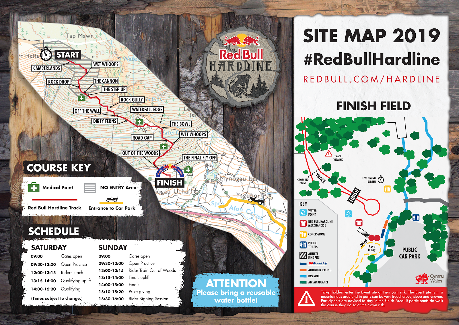 Seven reasons why you really need to watch this weekend's Red Bull Hardline