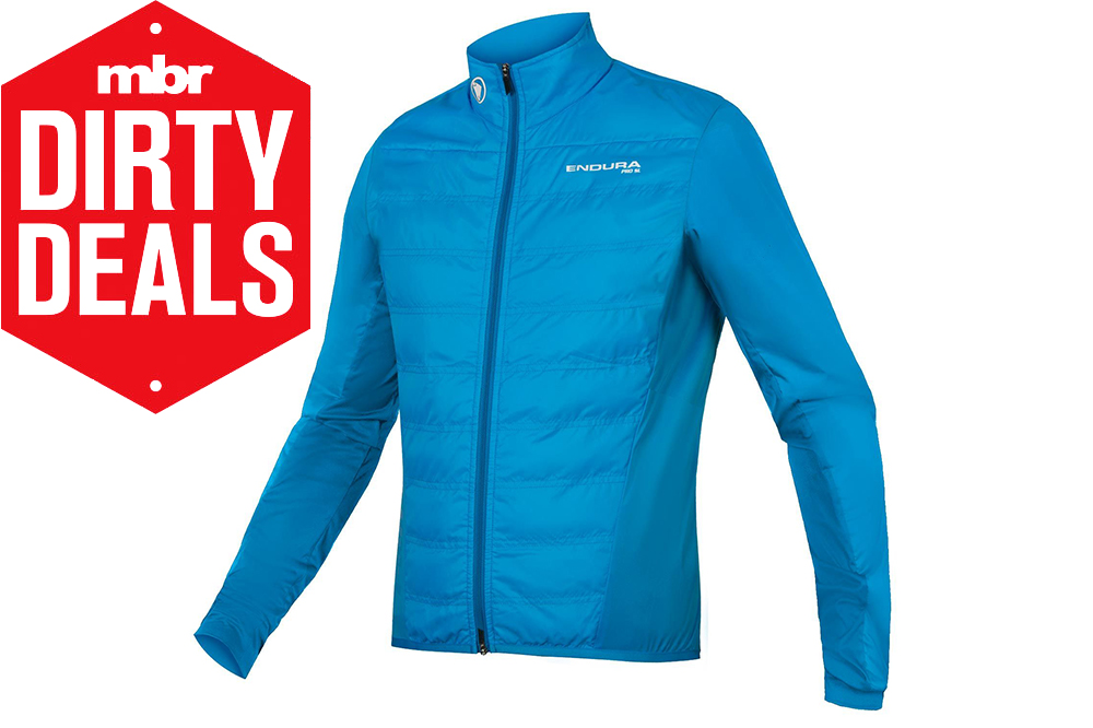 Dirty Deals: cosy jackets, bum bags, sticky grips and much more! - MBR