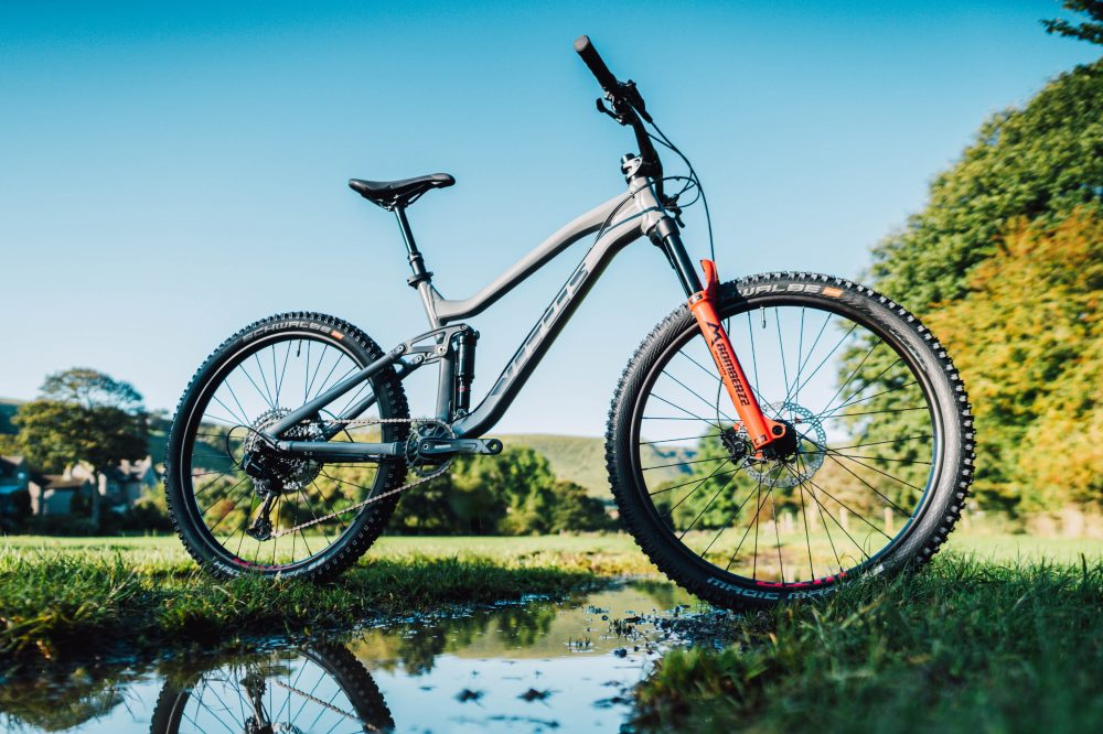 New Vitus Mythique trail bike starts from £1,249 - MBR
