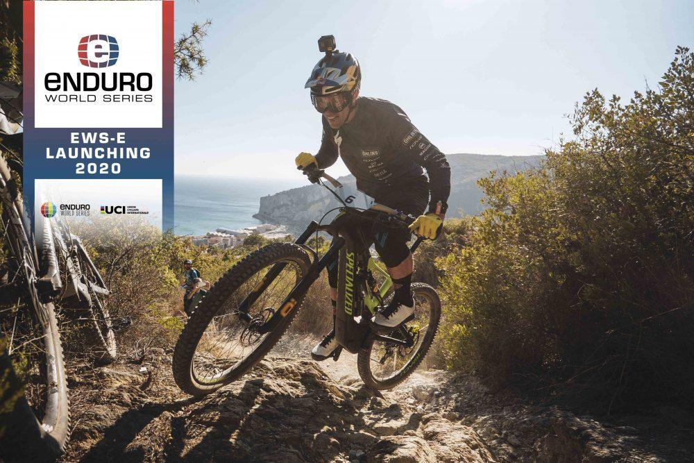 Enduro World Series launches EWS-E for e-bikes - MBR