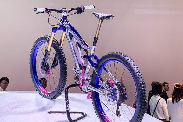 E Mountain Bike >> Niner Rip 9 Rdo Fox Float Frame Orange Small Fox Float Shock Carbon