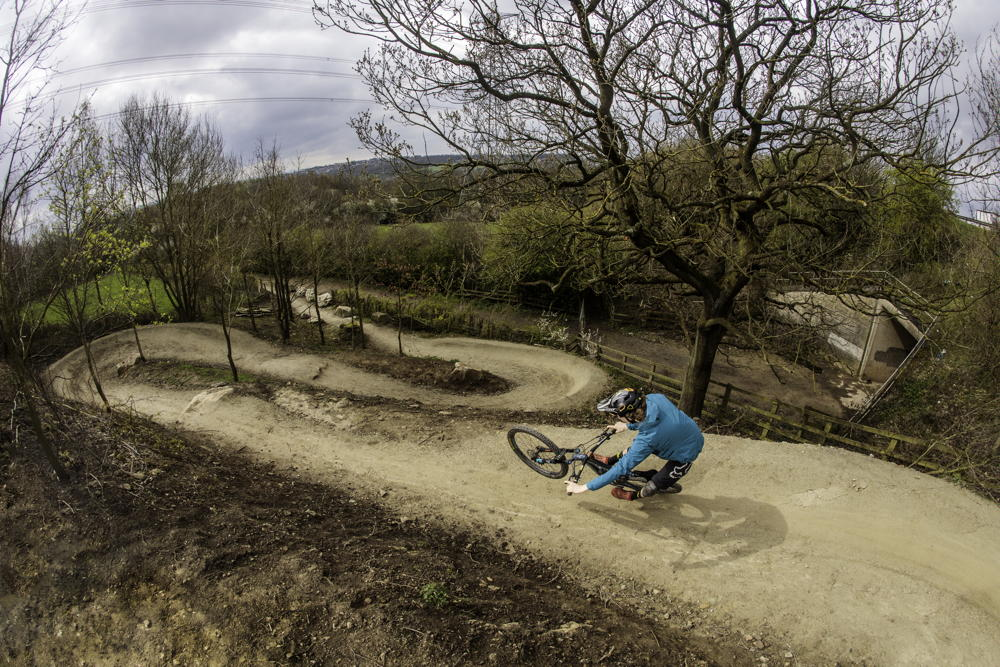 New Oakwell Hall mountain bike trail is perfectly formed - MBR