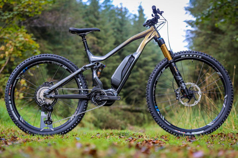 New Vitus e-bikes: four E-Sommets and a whole new E-Escarpe 29/27.5 range - MBR