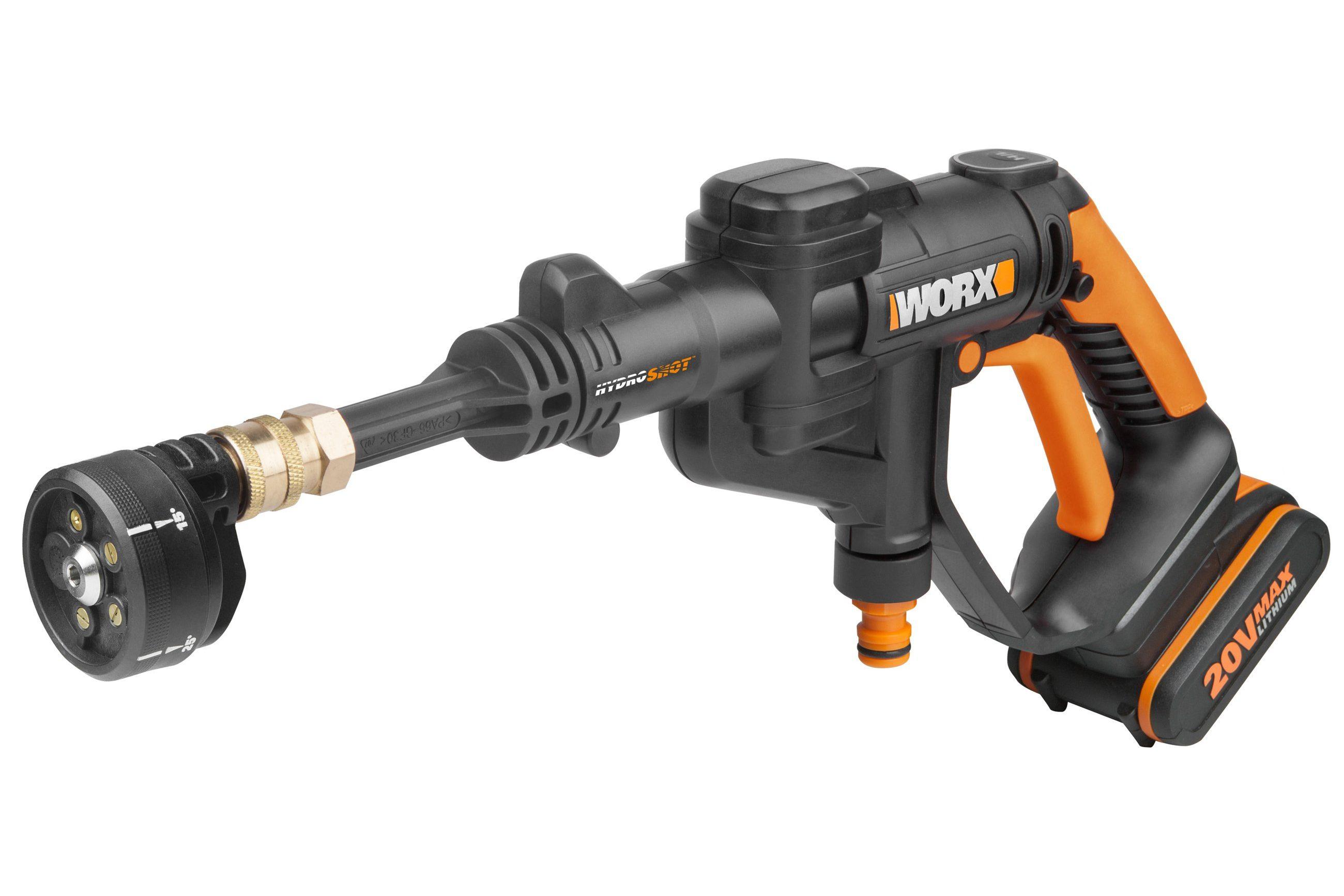Worx Hydroshot 20V Max review - MBR