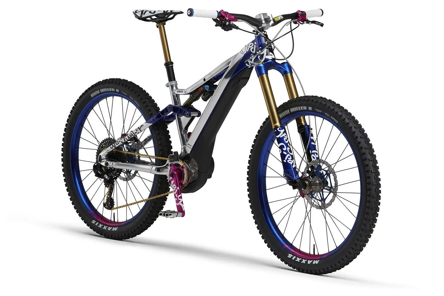 are yamaha about to release their own e mountain bike mbr. Black Bedroom Furniture Sets. Home Design Ideas