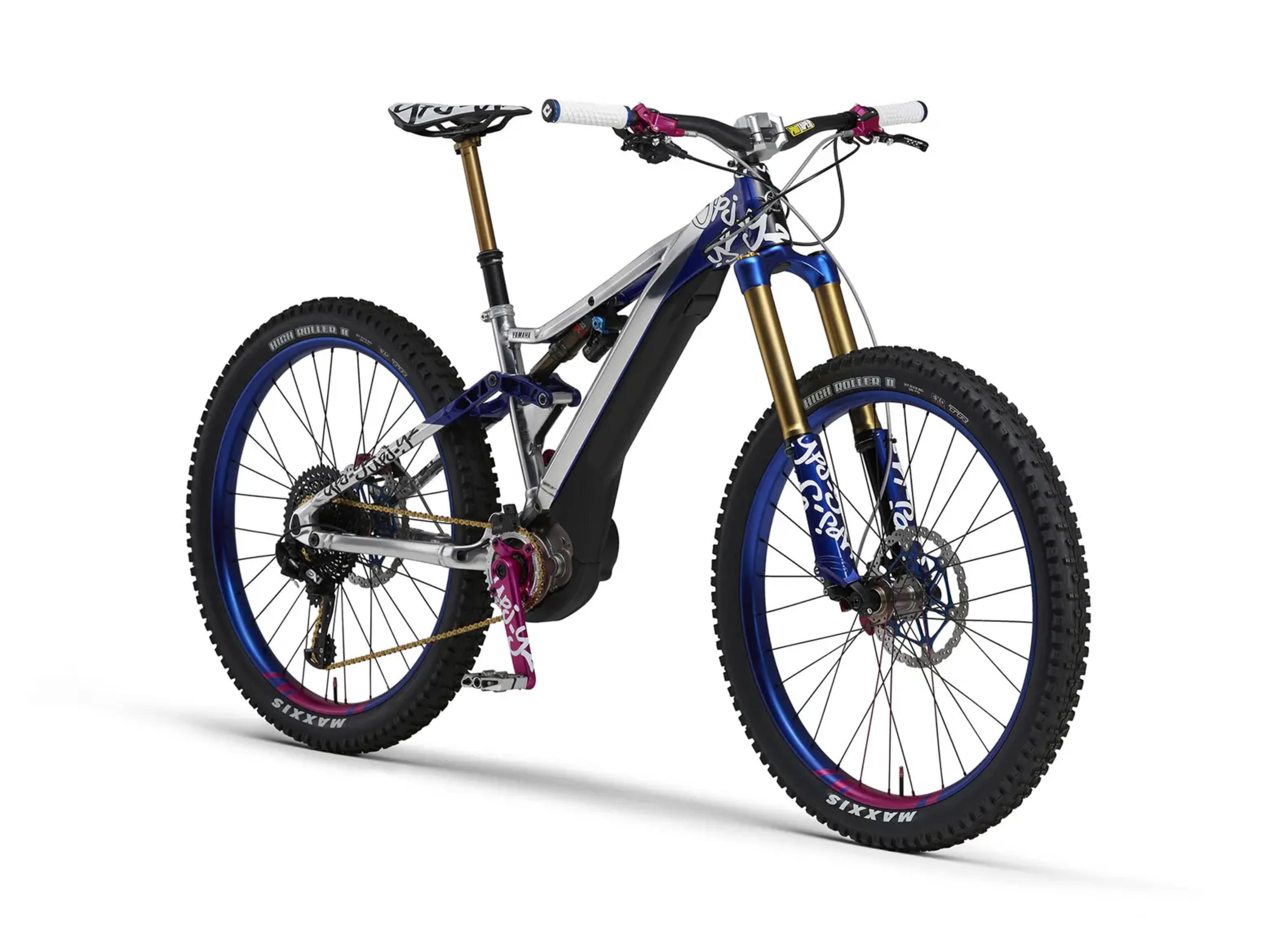 E Mountain Bike >> Are Yamaha About To Release Their Own E Mountain Bike Mbr
