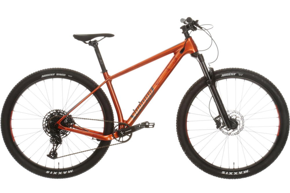 Voodoo Bizango Carbon looks to be great £1,000 hardtail - MBR