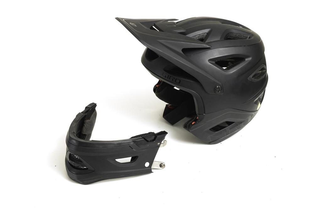 Details about  /Mountain MTB Bike Helmet OFF-ROAD Road Bike Full Face Helmet High Quality