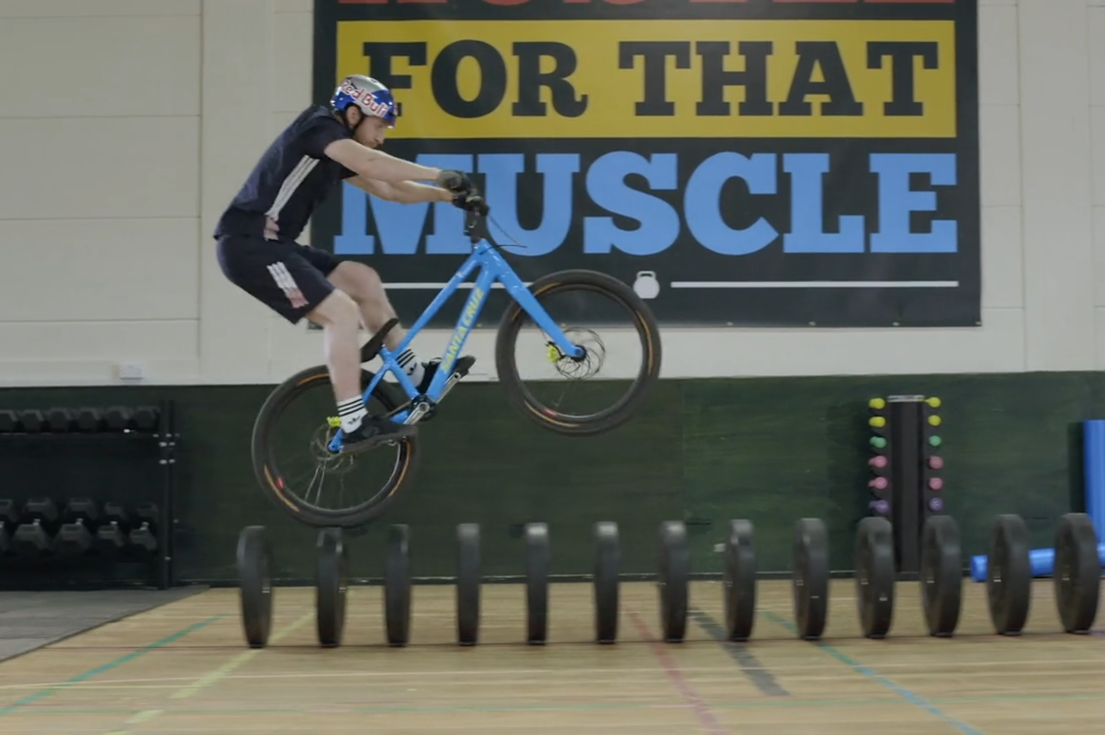 Behind the scenes of Danny MacAskill's Gymnasium - MBR