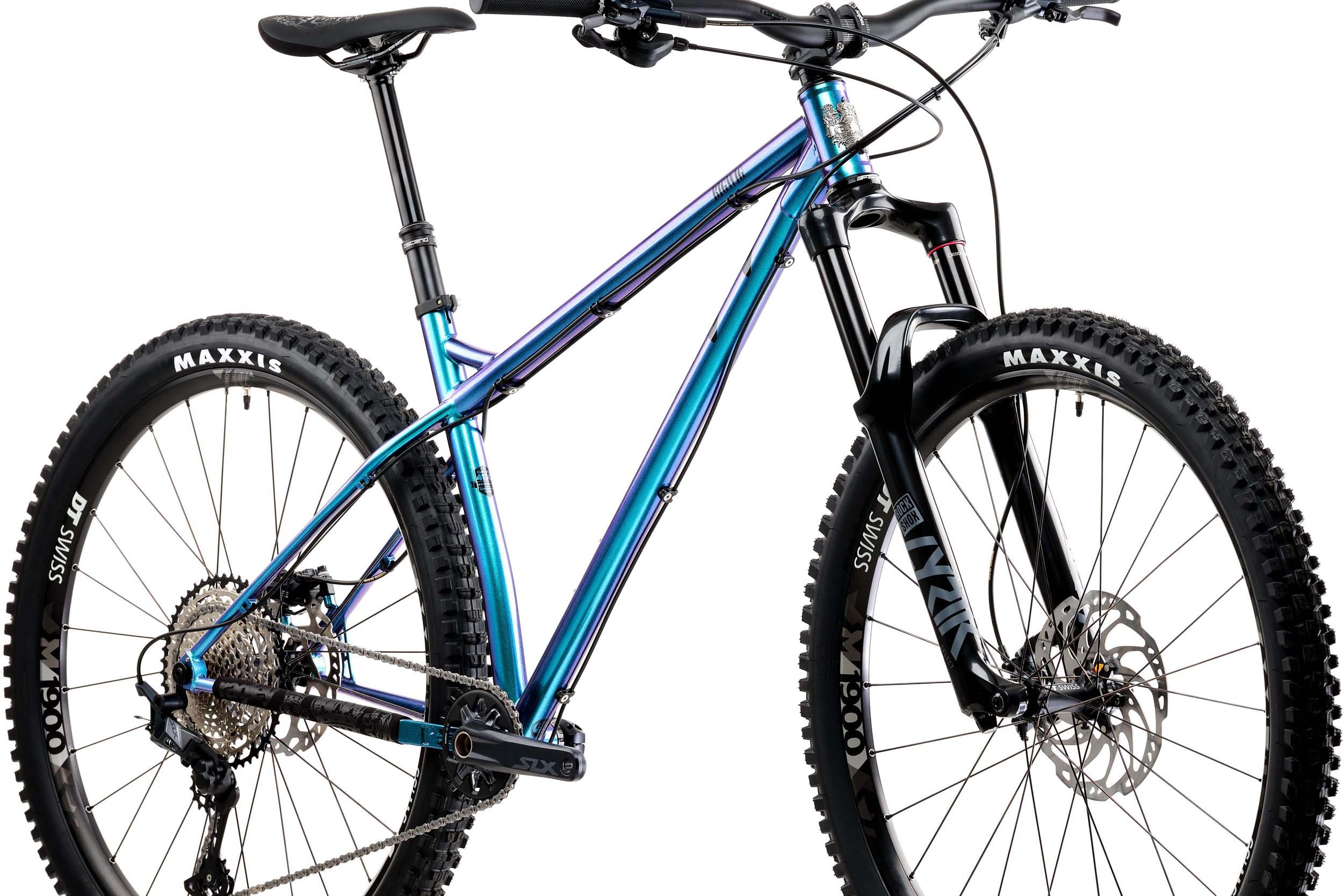 Quick overview of 2020 Ragley hardtails