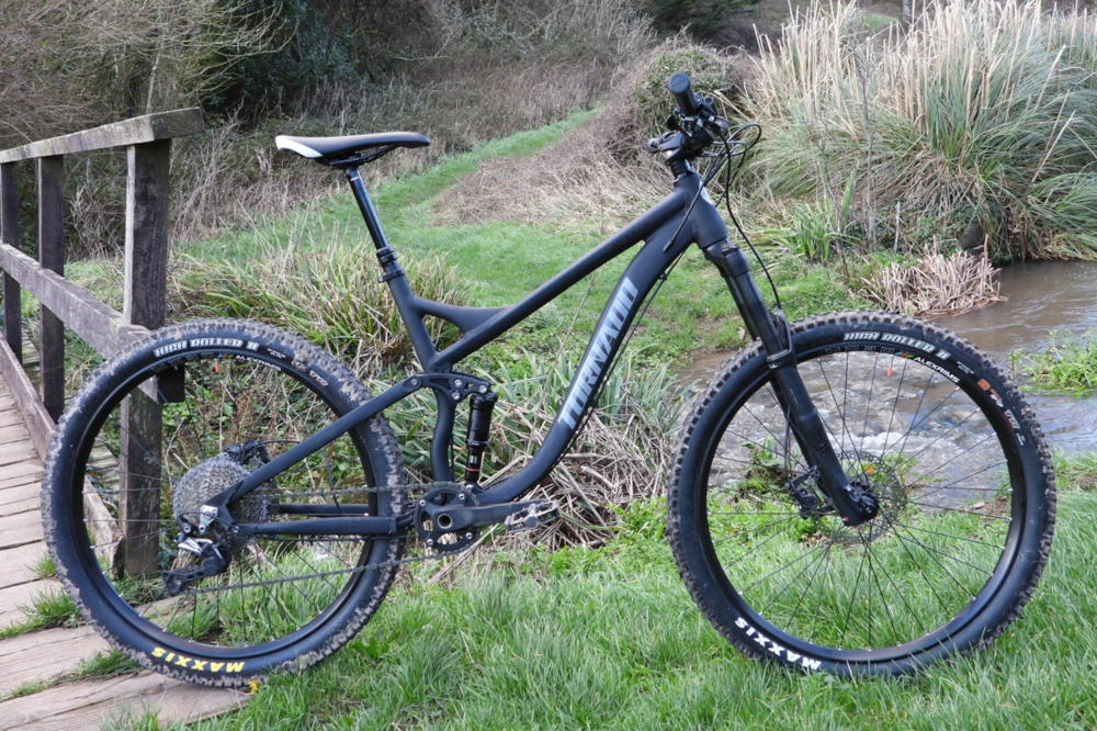 Tornado Attack is a 150mm travel trail bike for £1,200*