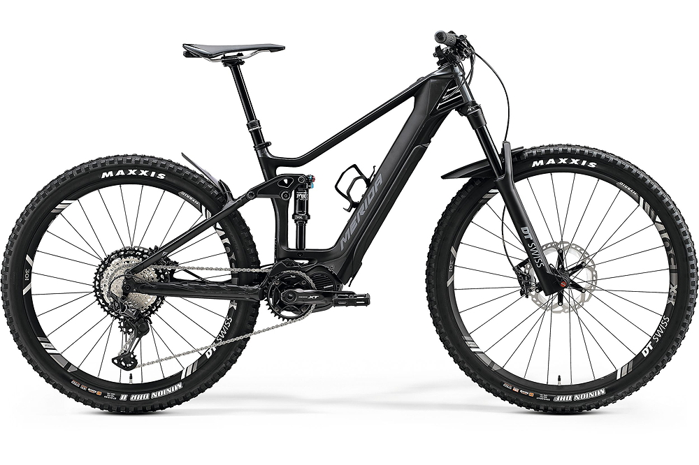 Merida eOne-Forty 9000: first ride review - MBR