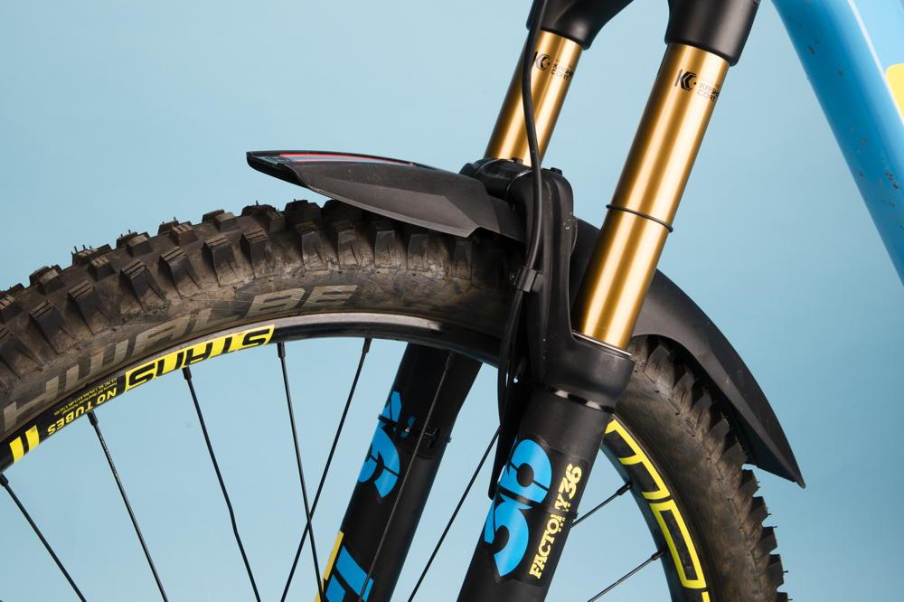 MTB Mud guard Mountain Bike Bicycle Fender Front /& Rear Ride Guard