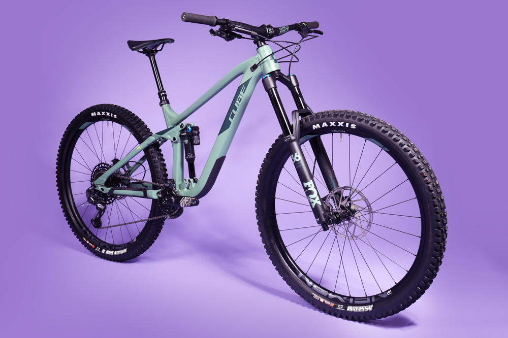 Latest Cube Stereo 170 Race delivers big travel for modest money - MBR