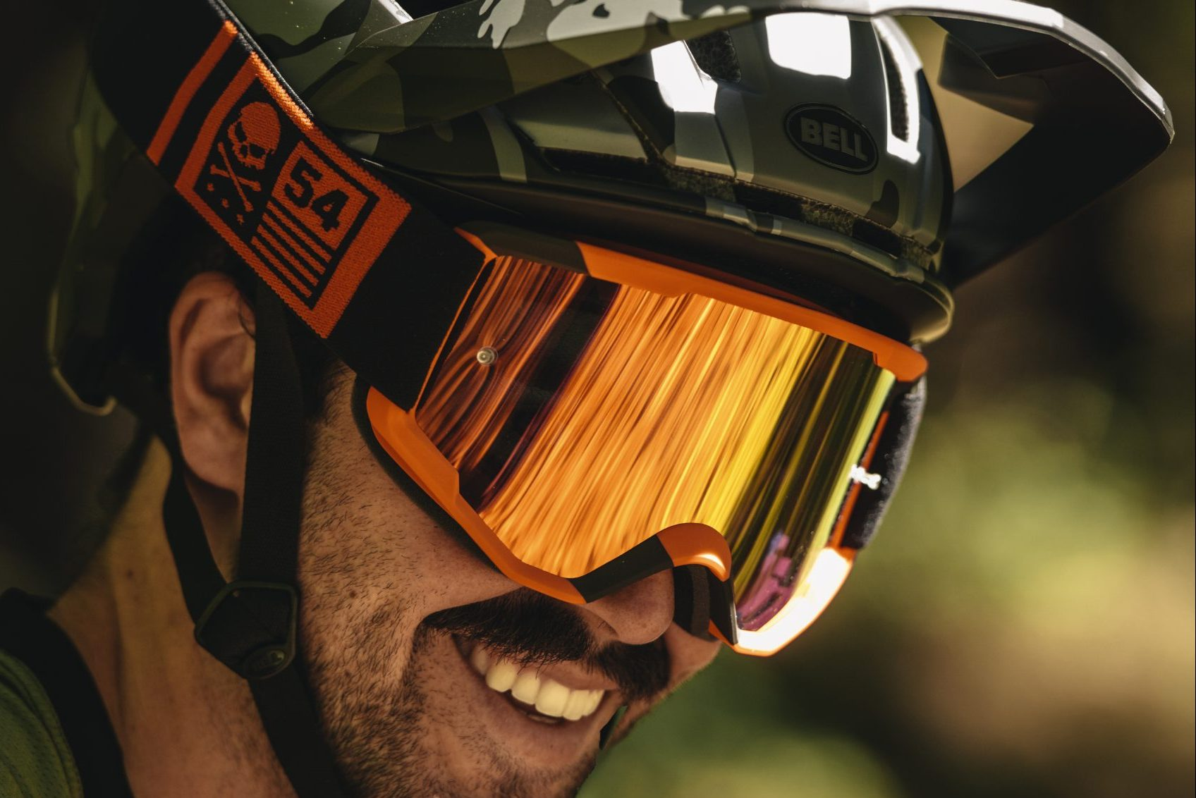 Bell Descender goggle is purpose built for mountain biking - MBR