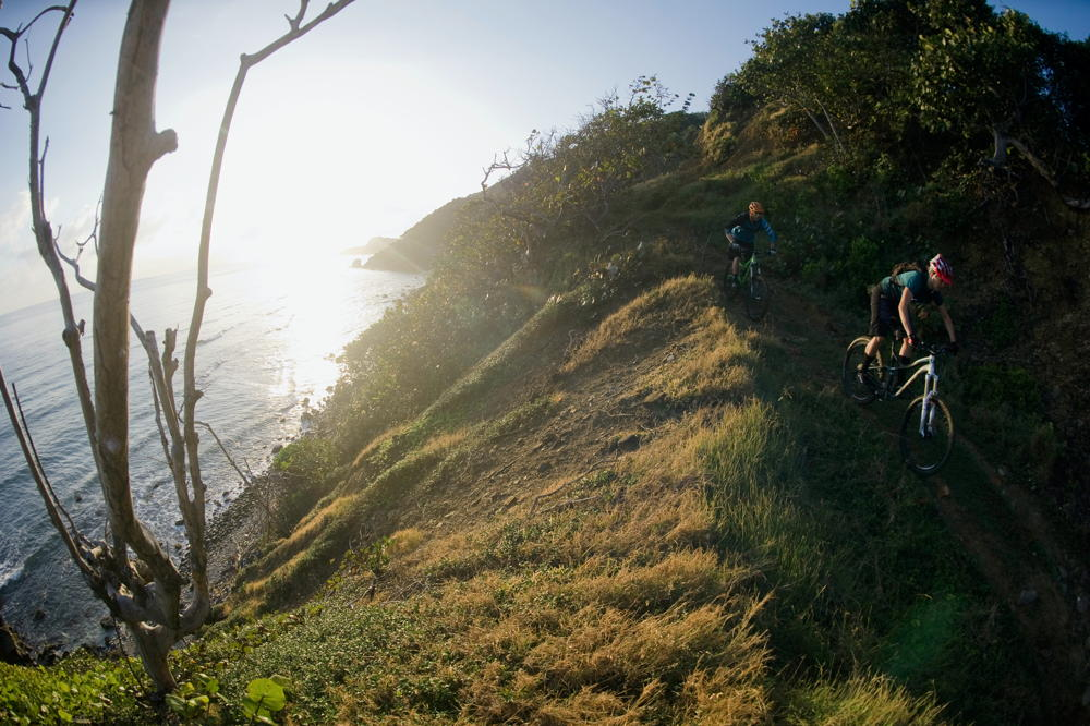My best trail, as chosen by rider and trail builder Rowan Sorrell - MBR