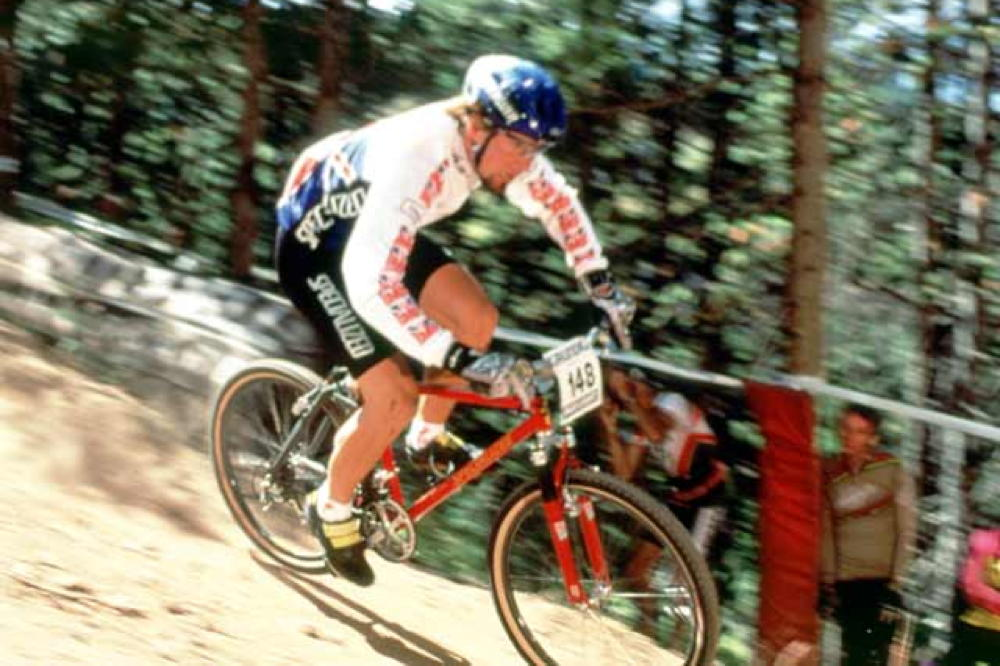 25 years ago we lost Jason McRoy, it's time he was in the MTB Hall Of Fame - MBR