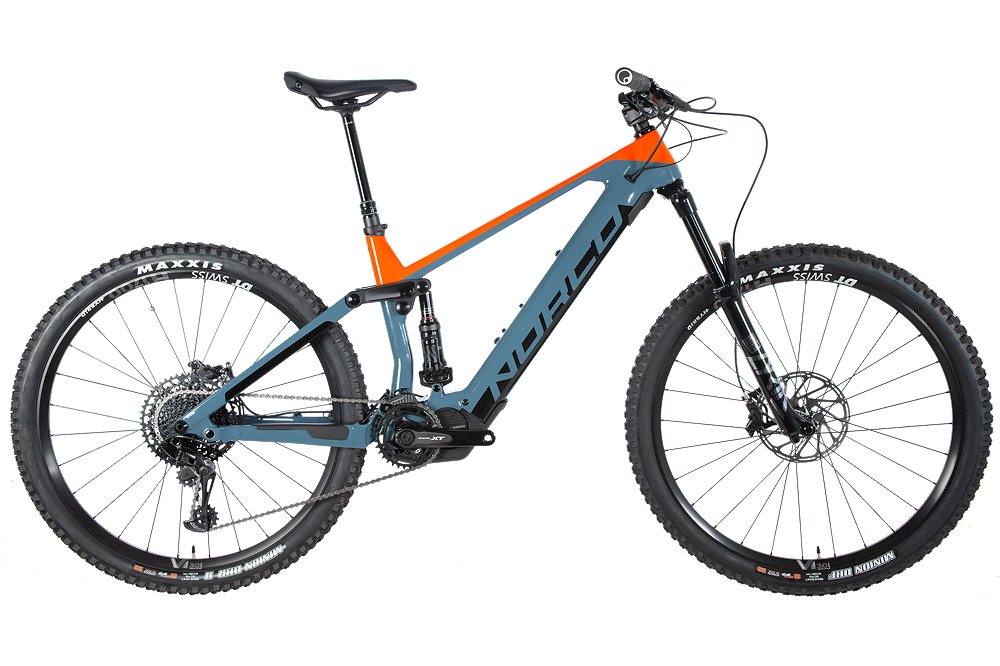 Check out the new Norco Sight VLT 29 ebike - MBR