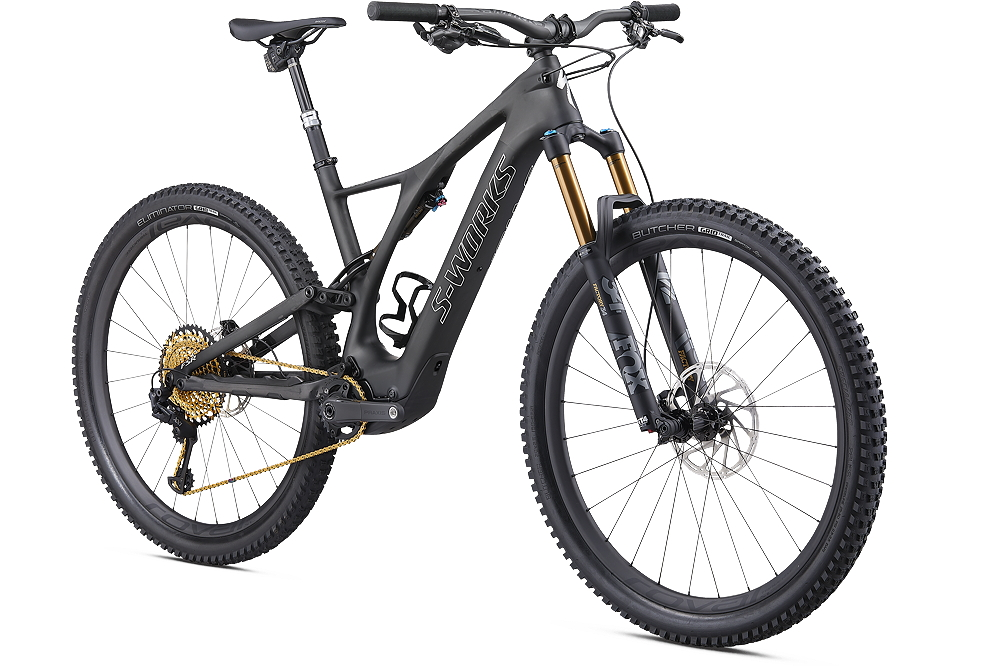 Lightest e-bike ever! 17.3kg Specialized Turbo Levo SL: first ride review -  MBR