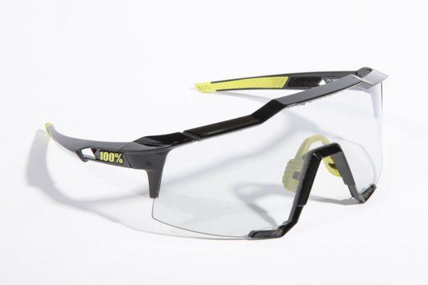 Gloss Black Photochromic lens 100/% SPEEDCRAFT