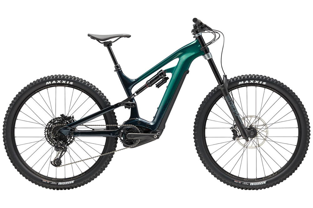 Focus on the Cannondale Moterra Neo SE - MBR