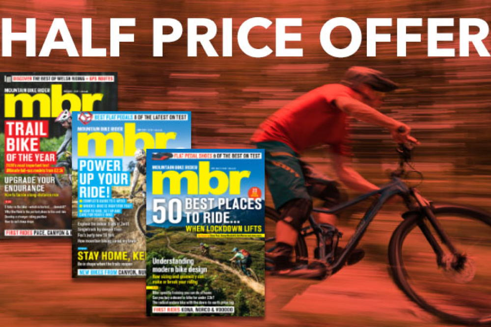 ONE DAY ONLY! Subscribe to MBR from just £16.99 and save 50% - MBR