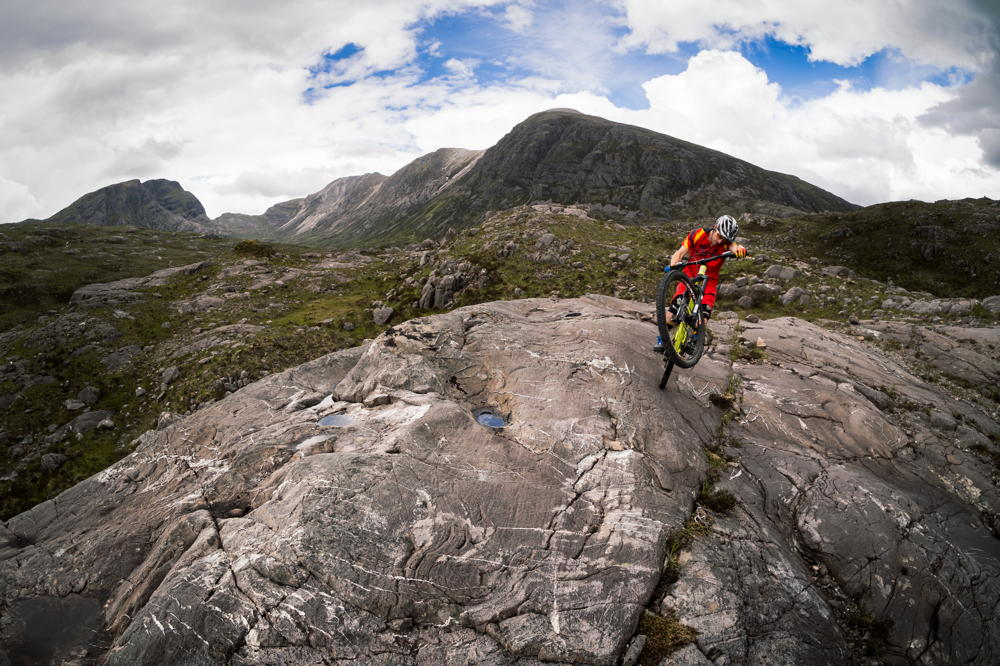 UK's best remote trails - MBR