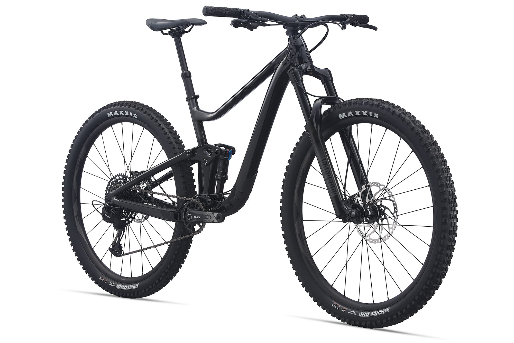 New Giant Trance X snubs its nose at Downcountry bandwagon - MBR