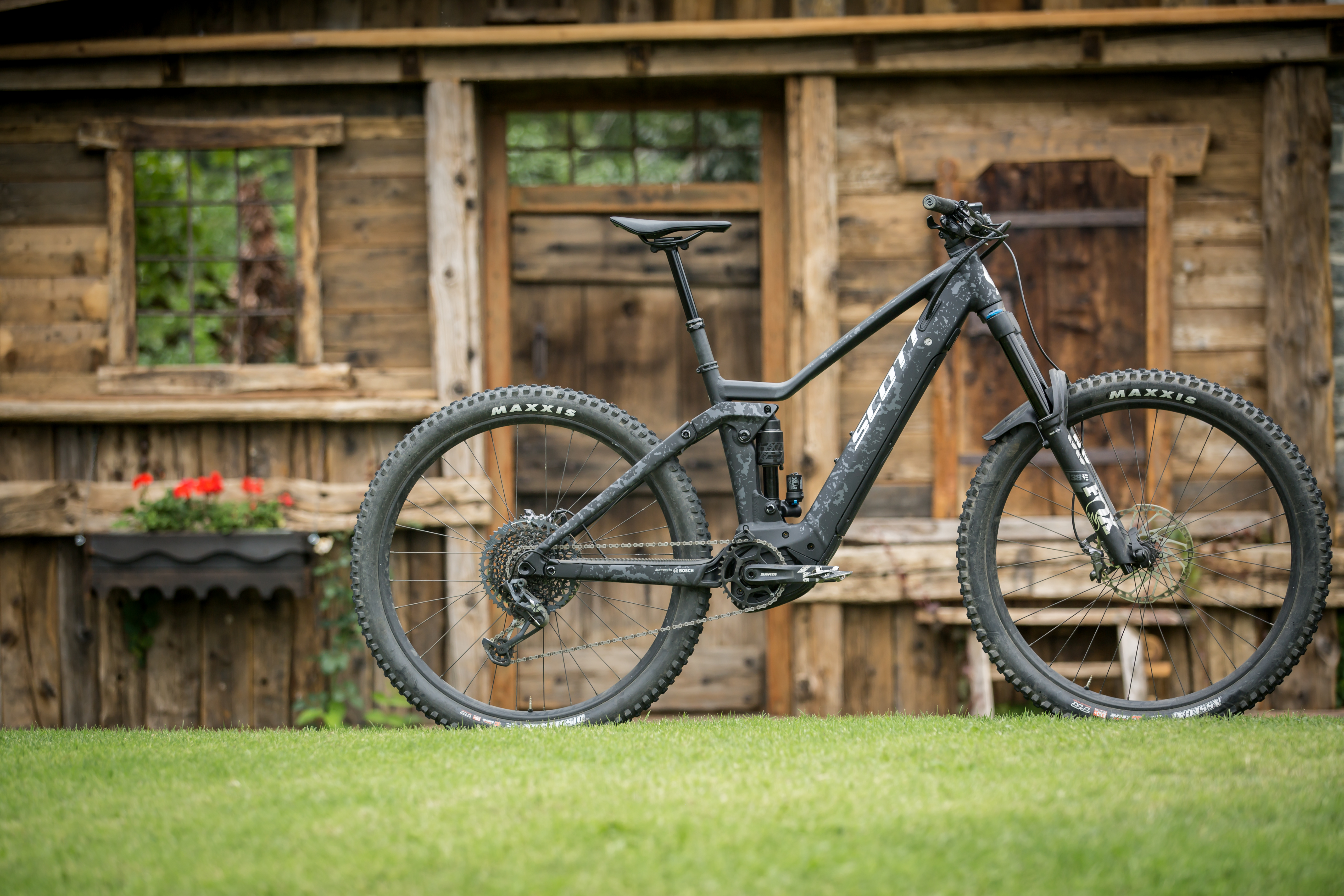 Scott pumps up its e-bike range with the all-new Ransom eRide - MBR