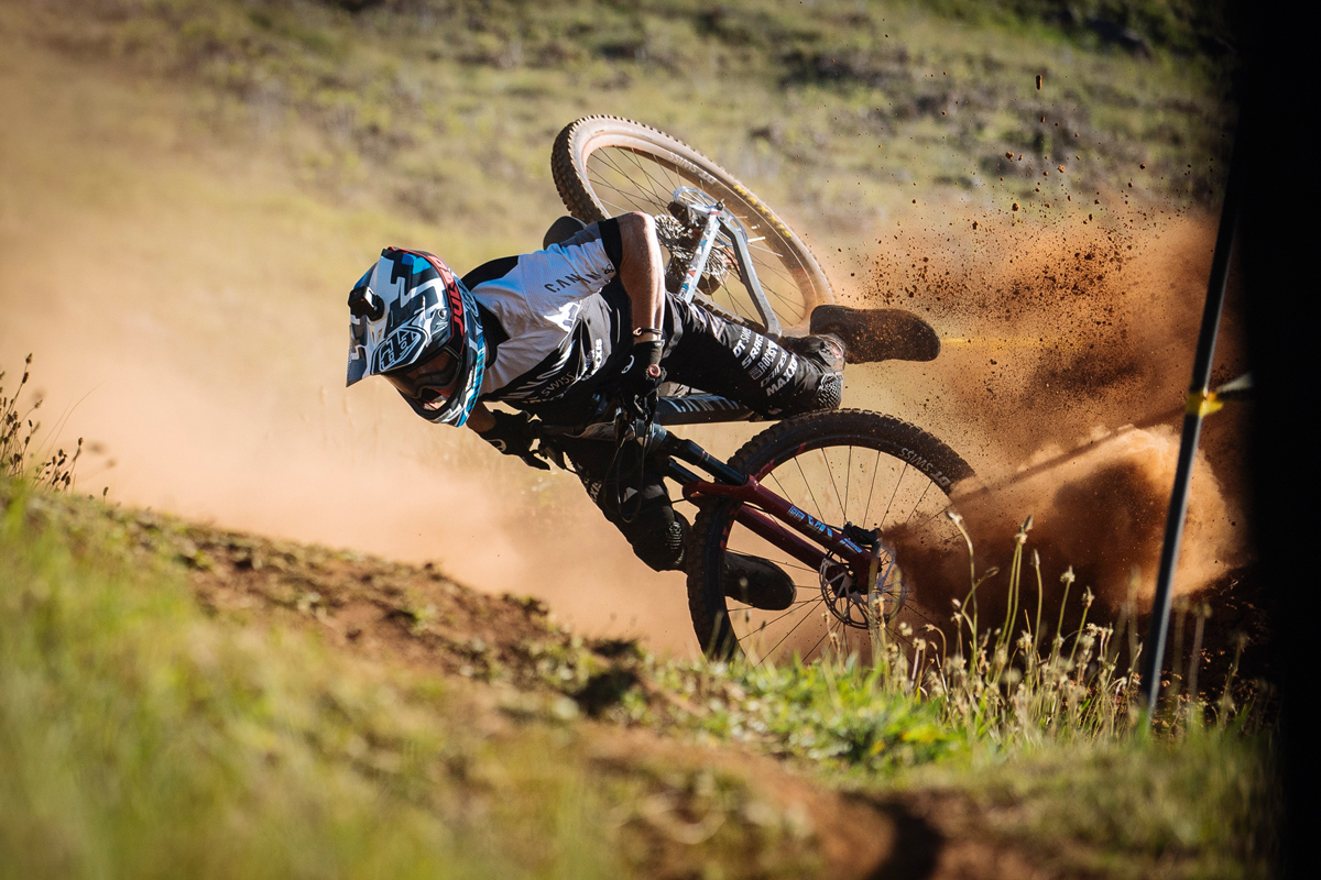 EWS mountain bike crash research validated by a medical journal