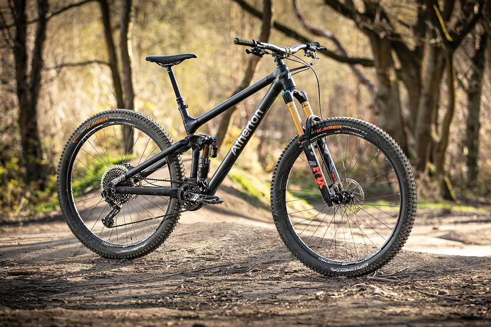 Atherton A150 Build 1: first ride review - MBR