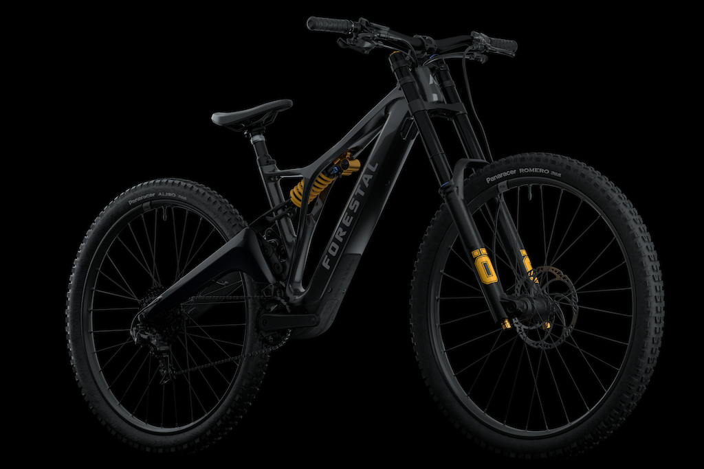 Forestal launches its gravity e-bike option in the Hydra